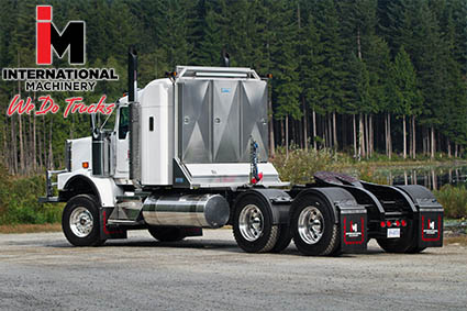 Lowbed Trucks Buyers Guide - Kenworth C500 Tandem