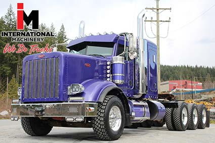Heavy Spec trucks in Saskatoon Saskatchewan